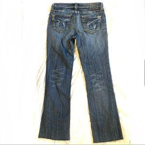 Big Star Jeans - Big Star Maddie Boot Mid Rise Fit  Size 28 Jeans